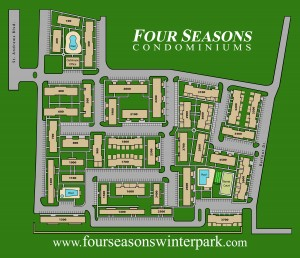Four Seasons Site Map